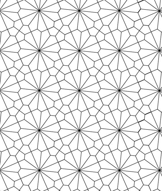Image result for 3x3 easy tessellation ideas