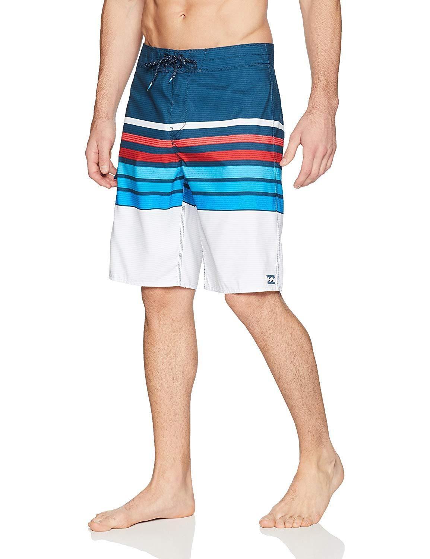 Billabong Swim Surf Beach Trunks Board Shorts Navy 30 or 32