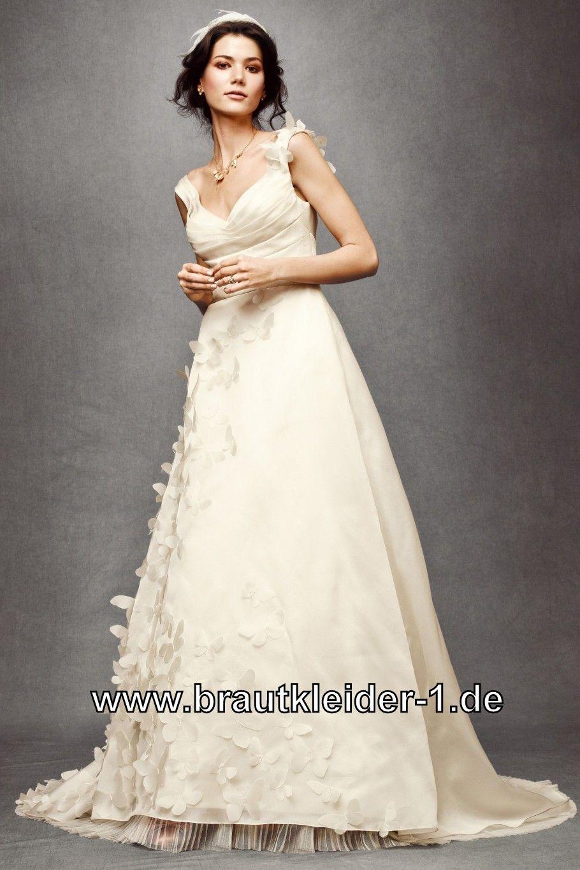 Vintage Brautkleid Online in Creme | Kleid | Pinterest | Günstige ...