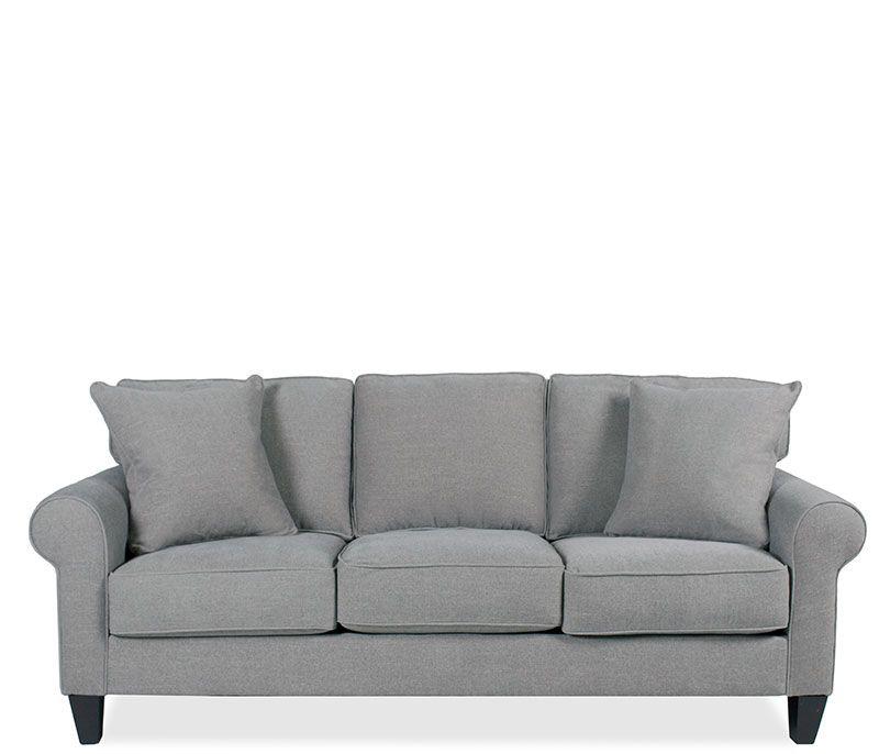 Boston Interiors Hyannis Flip Top Table Silver Sofa Sofa Round Sofa
