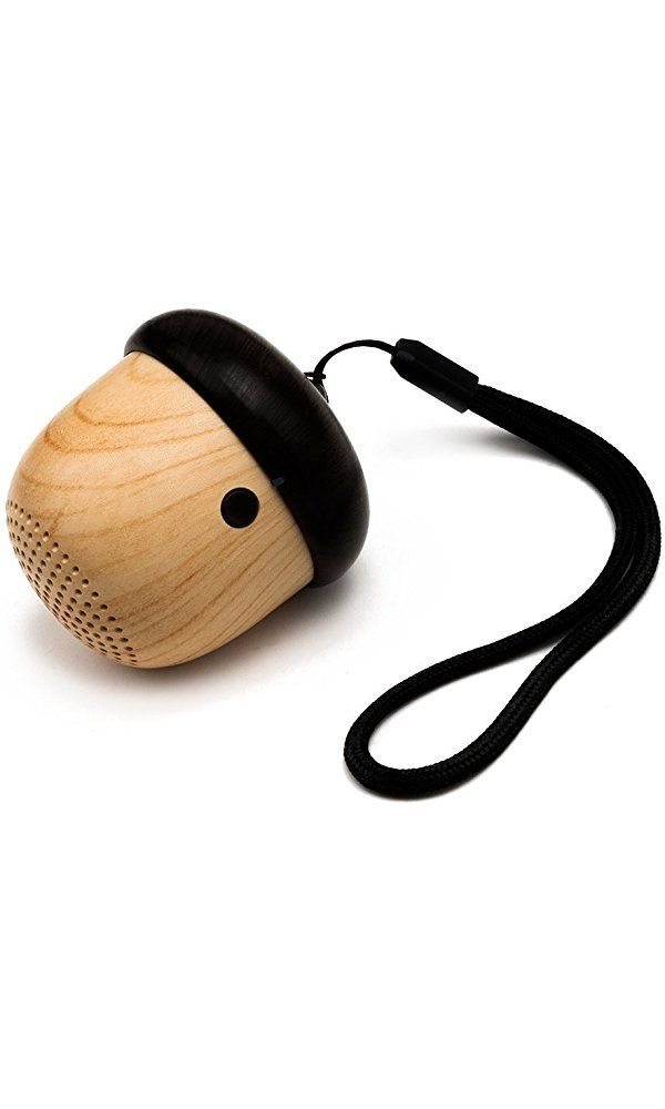 JS Portable Mini Wireless Bluetooth Nut Speaker with Sling for iPhone iPad Android and More Best Price