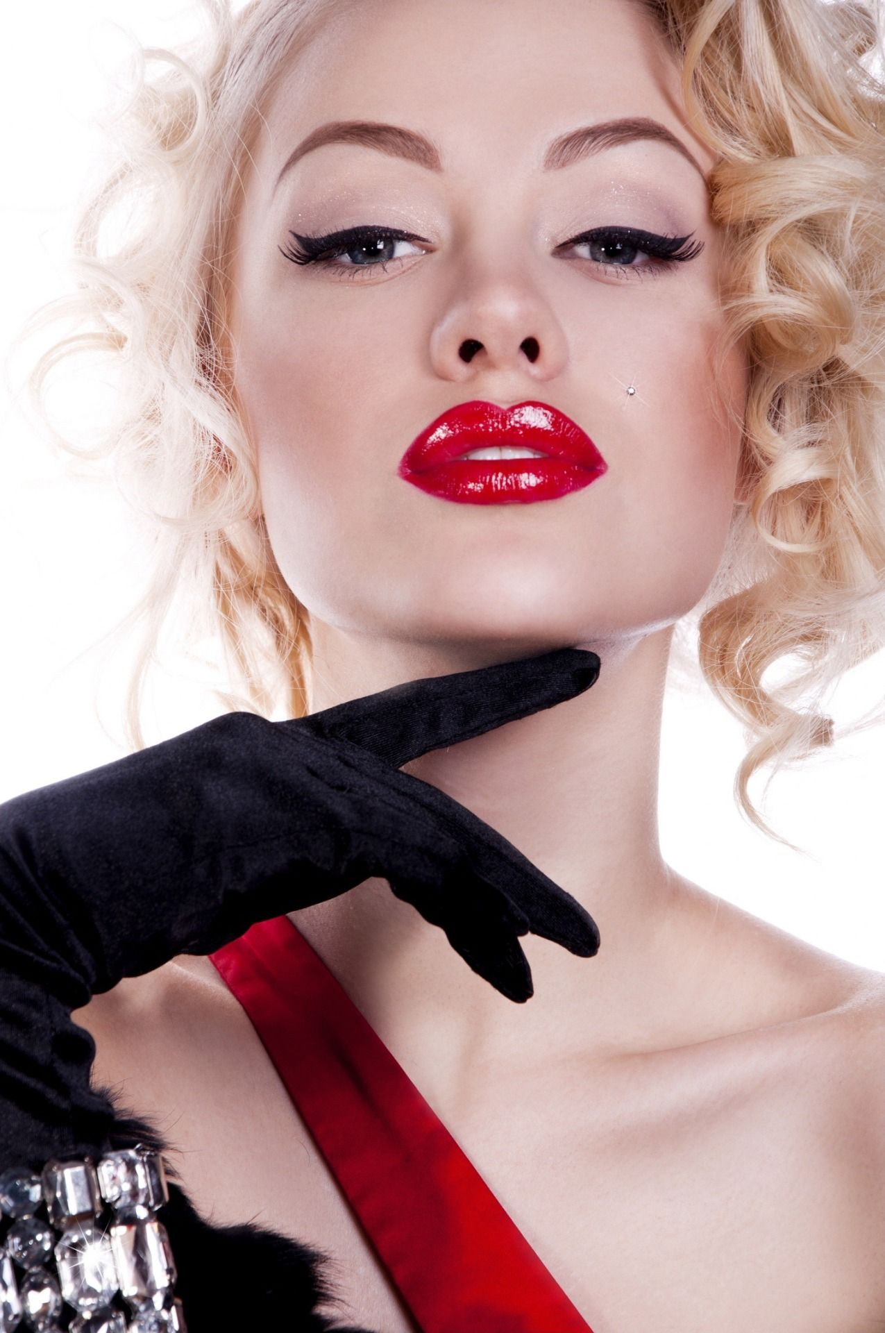 Perfect Red Lip Red Lips Makeup Look Perfect Red Lips Beautiful Lips