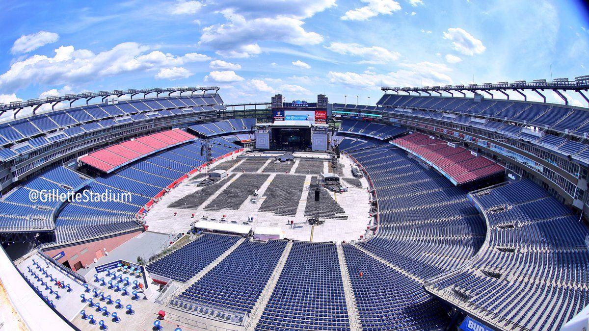 Twitter New England Patriots England Patriots Gillette Stadium