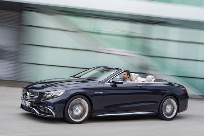 621hp 2017 Mercedes Amg S65 Cabriolet Revealed Mercedes Benz Maybach Cabriolets Mercedes Amg
