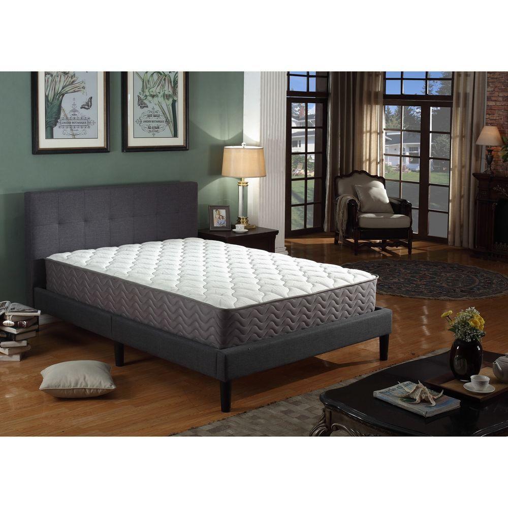 303aca38fb427fd3b0237613d26e9d44 - Better Homes And Gardens 12 Comfort Spring Mattress