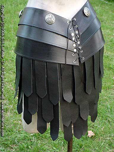 Armor Skirt 100