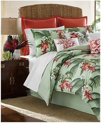 tommy bahama southern breeze comforter - may be my favorite