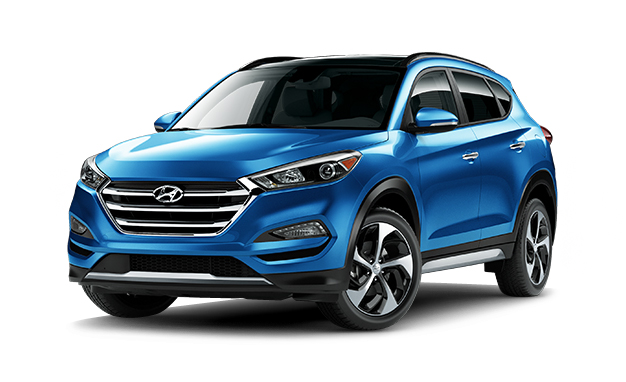 The Hyundai Tucson is value packed with touchscreen