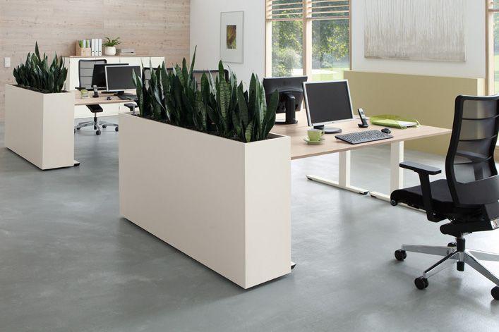 Site voor plantenbakken en wandafscheidingen kantoor de zevende pinterest workspaces - Kantoor deco ...