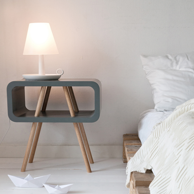 chevet design table de nuit pas chre moderne