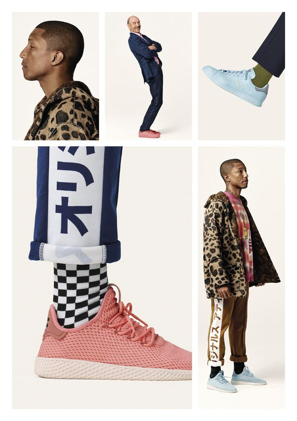 f92e7603023 A quoi ressemblent les nouvelles sneakers adidas Originals x ...