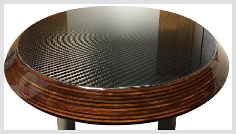 Meubles Haut De Gamme En Composite Bois Et Aluminium Revetement En Fibre De Carbone Meuble Haut De Gamme Mobilier De Salon Meuble Haut