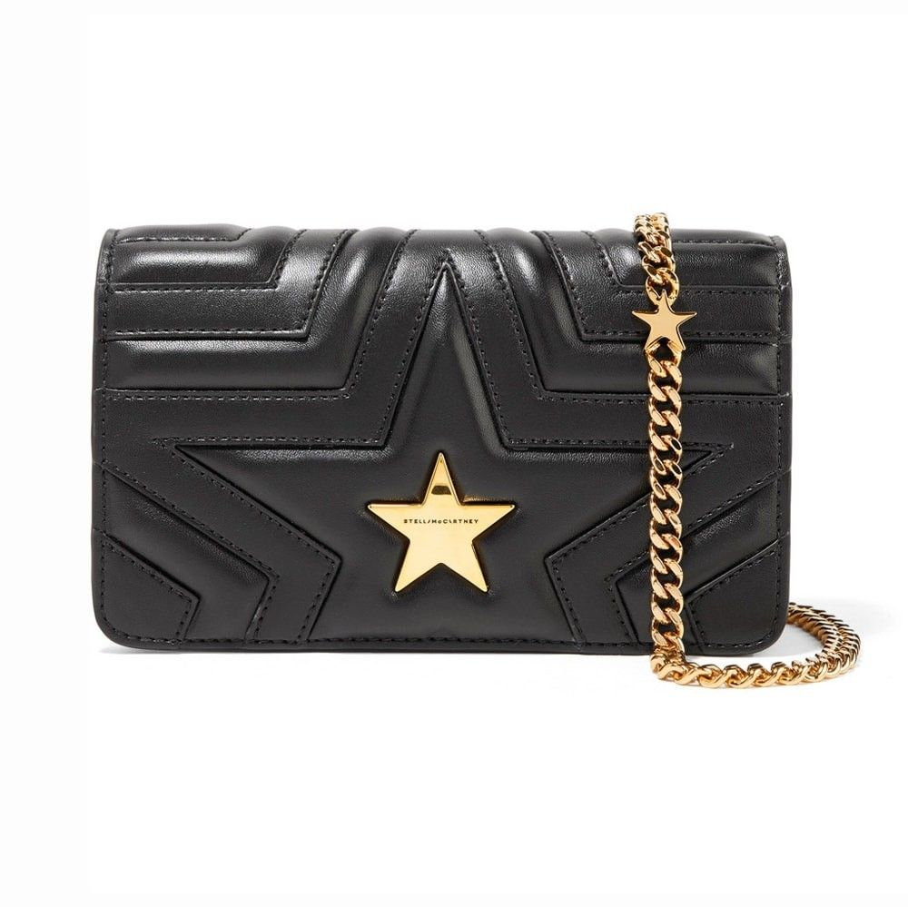4ab424a519370 Stella McCartney Star Quilted Faux Leather Shoulder Bag | 包包 in ...