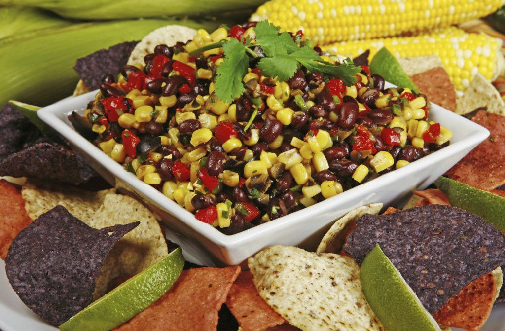 Cowboy Chow May Is National Salad Month This Corn And Black