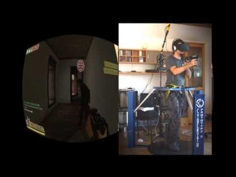 eca103cf26b4 Cyberith - Virtualizer - Omnidirectional Treadmill - The Future Of Gaming