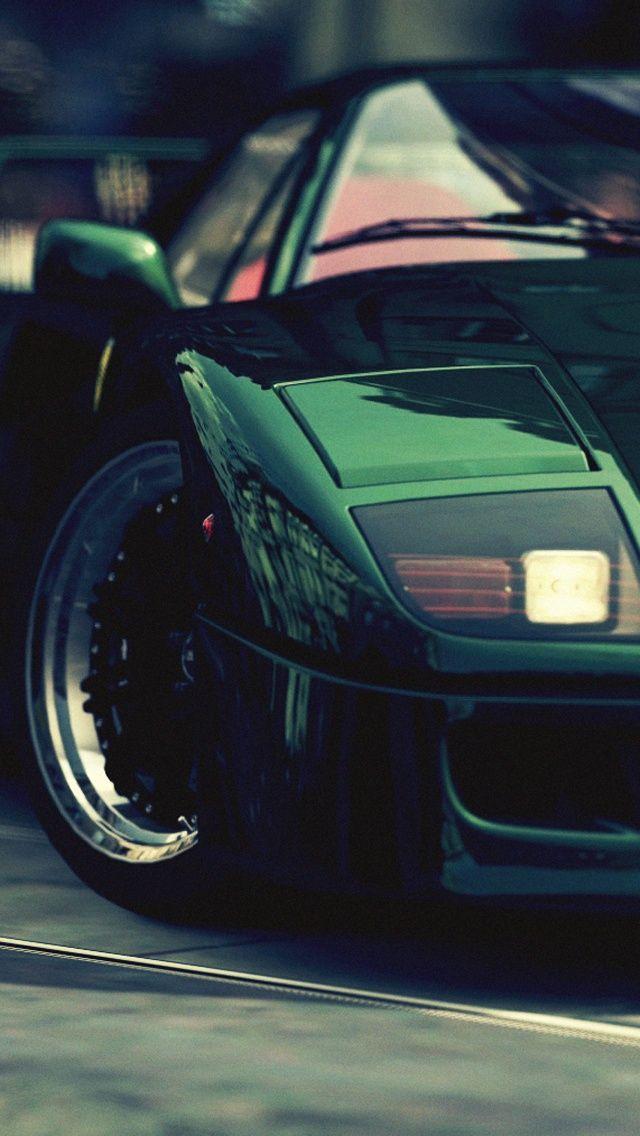 Ferrari F40 Ladyluxurydesigns Ferrari Ferrari Car Iphone
