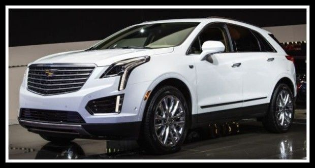 2017 Cadillac Xt5 Release Date And Interior