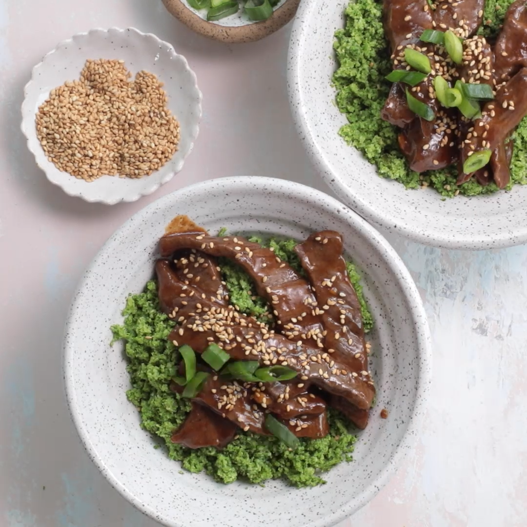 Healthy Beef and Broccoli Stir Fry images