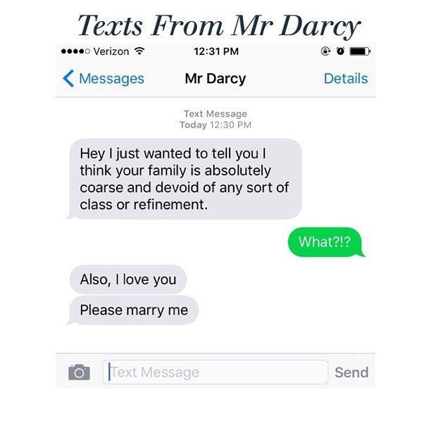Oh mr darcy pride and prejudice pinterest mr darcy jane oh mr darcy fandeluxe Choice Image