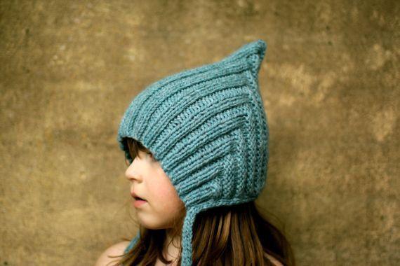 Mollig Pixie himmelblau Kid Größe. Handmade von typicallyred ...