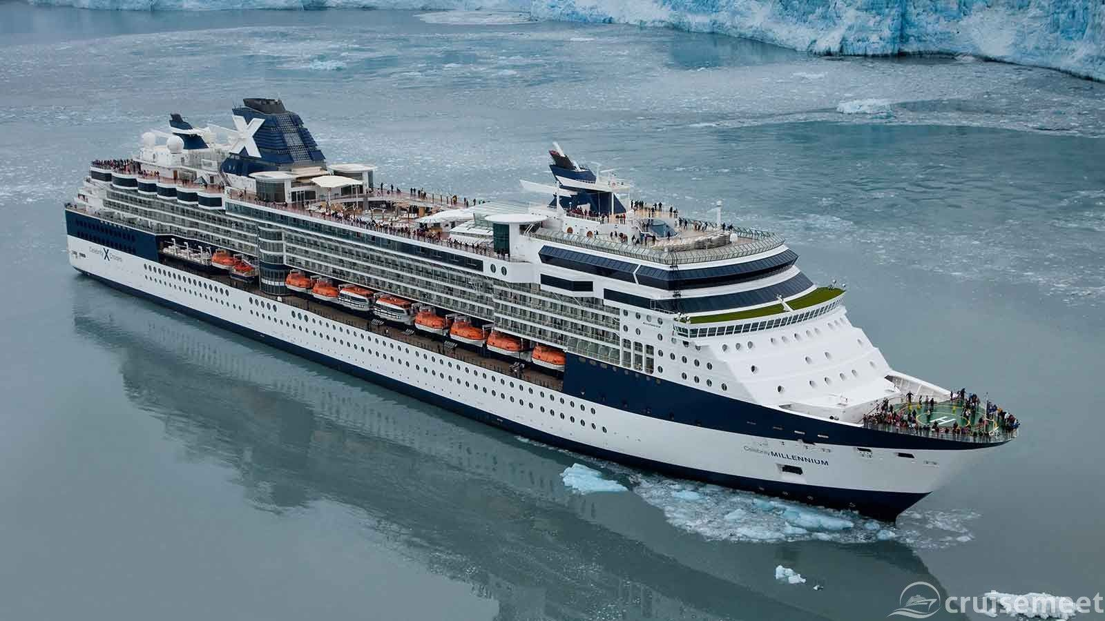 Cruise Ship profile of Celebrity Cruises Celebrity