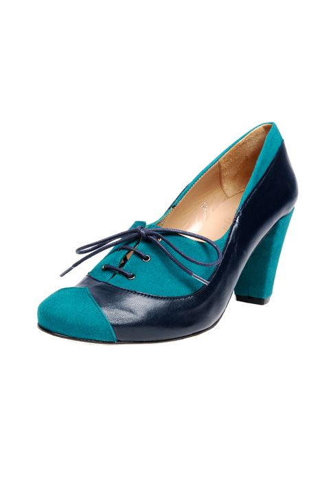 Colored Shoe Trend - Trend Colorful Shoes