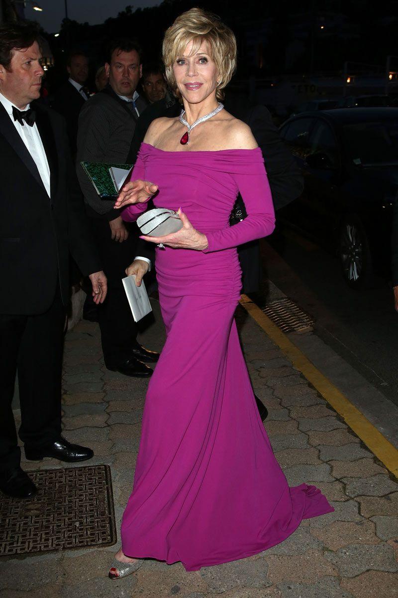 Fiesta de Chanel y Vanity Fair en Cannes   Chanel, Vestido sirena y ...