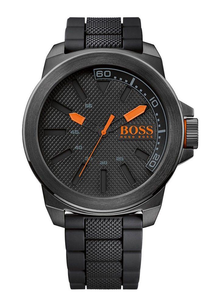 aa6428d4a430 Hugo Boss Orange New York horloge HO1513004 - Horloges.be