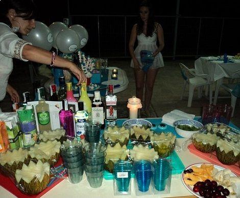 decoracion fiestas ibicencas buscar con google - Decoracion Fiesta Ibicenca