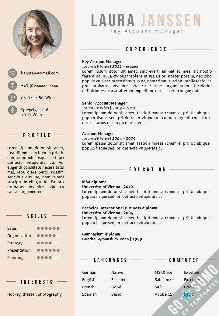 Basic resume templates minimalist resume templates