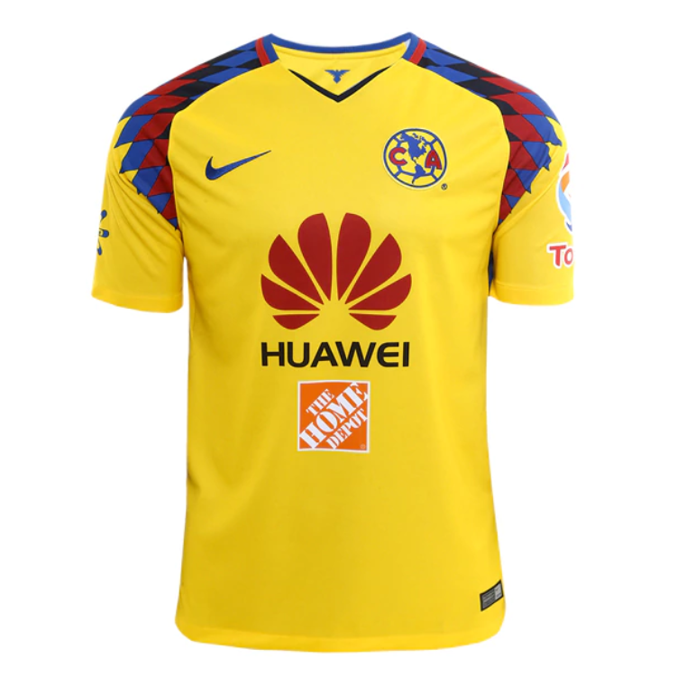 Mexico Club America 2018 Third Men Soccer Jersey Personalized Name and  Number 9ee0567b355e