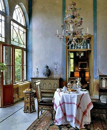 Restored Lebanese villa Interior Design Pinterest Villas