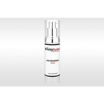 Age Reversal Mask by WrinkleSystem  $58 00  A potent formula