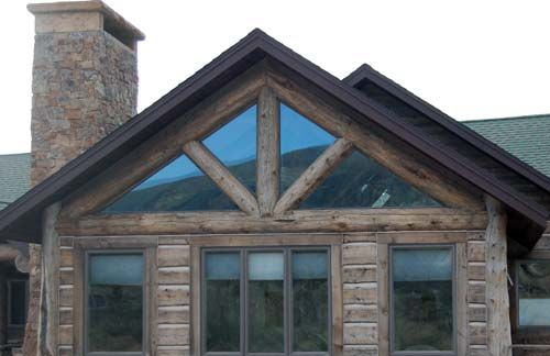 Found this while looking for rustic ideas for a 3-season porch.