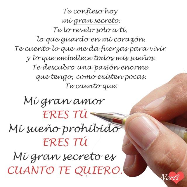 Una Tonta Confesión De Amor Letras Para Contarle Lo Que Siento Poemas Para Amantes Poemas Para Enamorar Frases De Amantes Secretos