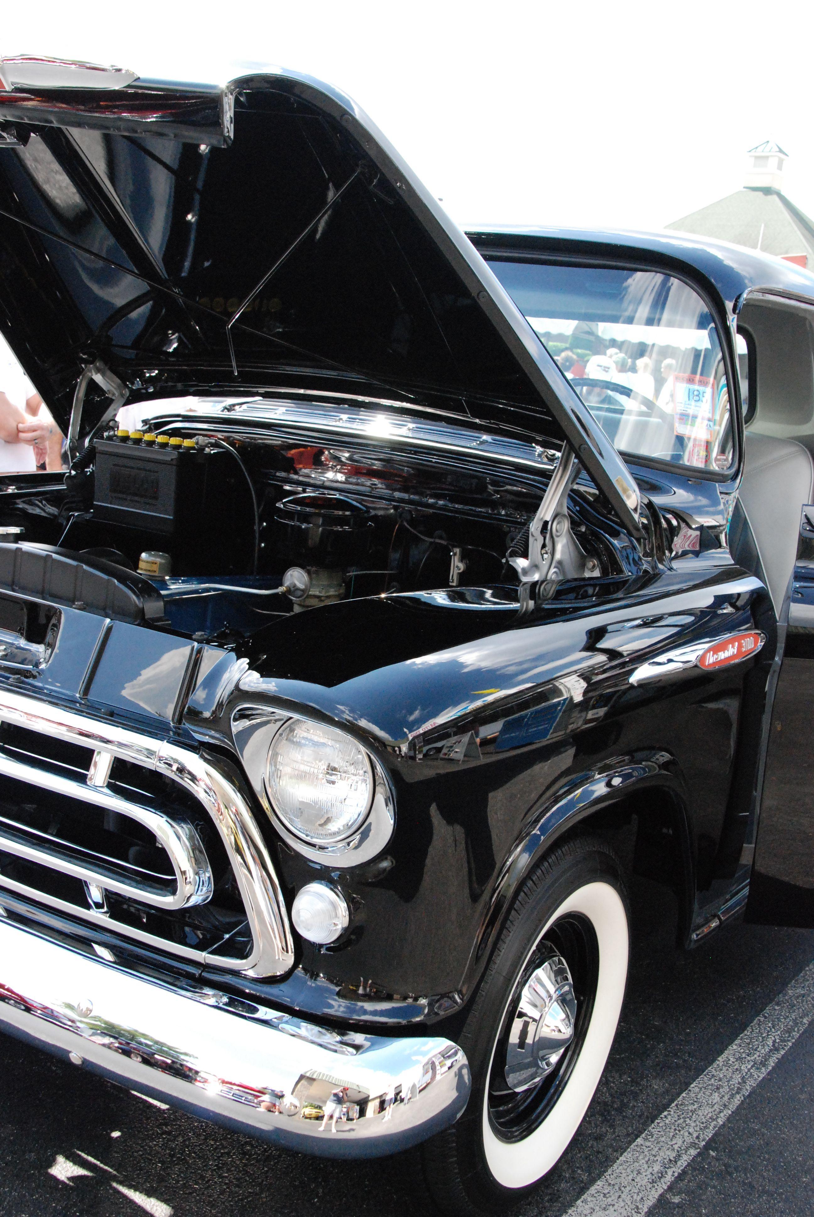1956 Chevrolet Pickup Photo By Matt Jury Chevrolet Pickup