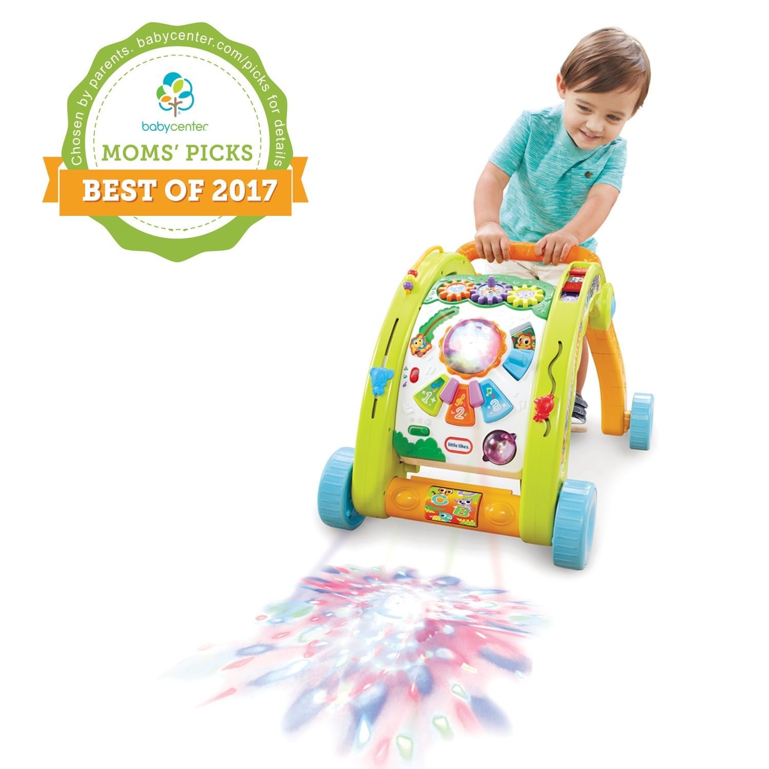 Light 'n Go 3in1 Activity Walker™ Special needs toys