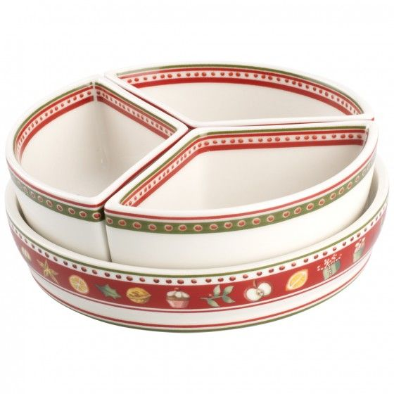 Villeroy U0026 Boch Winter Bakery Delight Sweets And Dip Schälchen Set 00