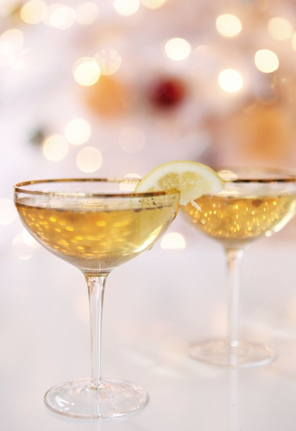 The Champagne Etoile by cocokelley #Cocktail #Champagne