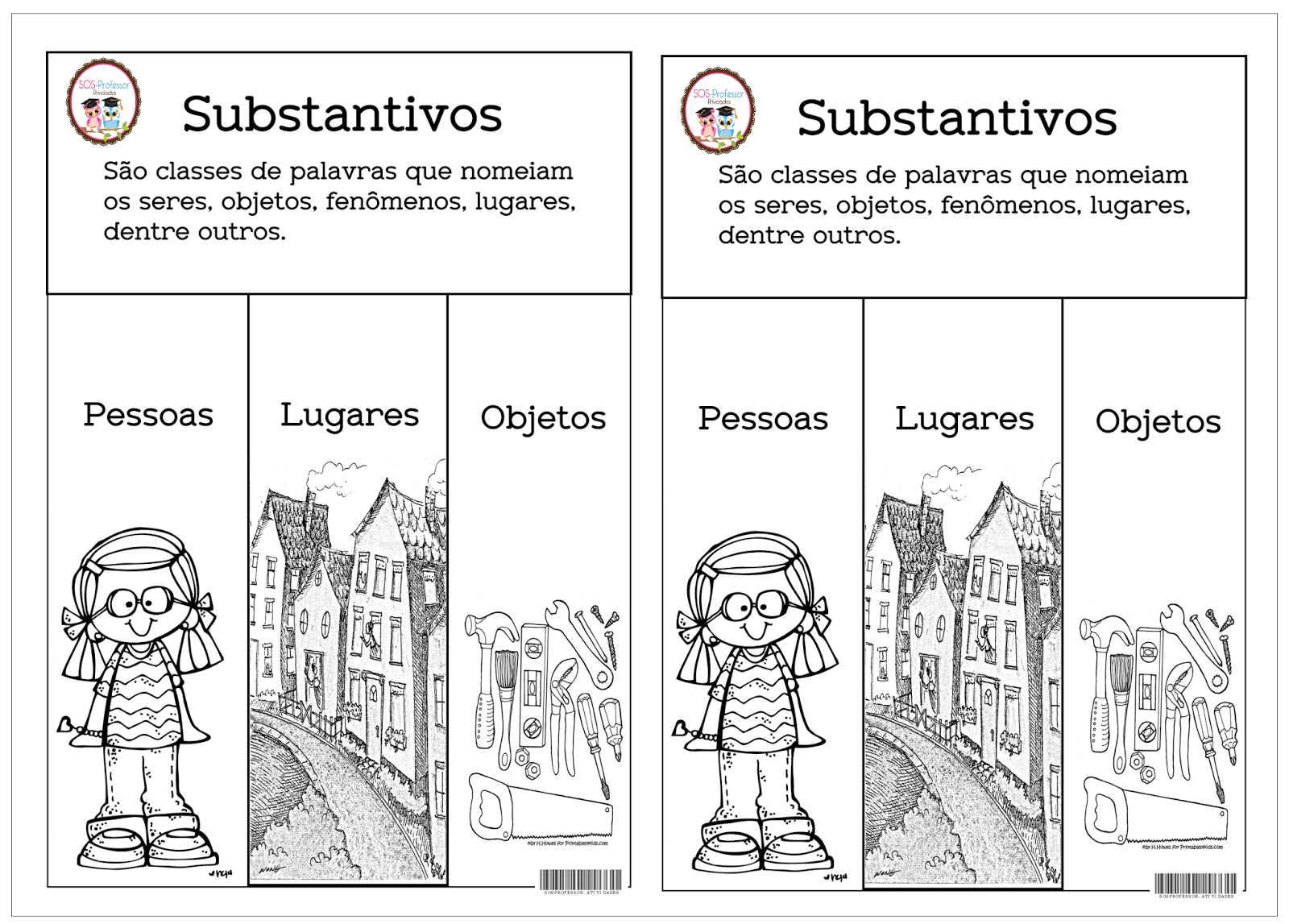 So portugues substantivo