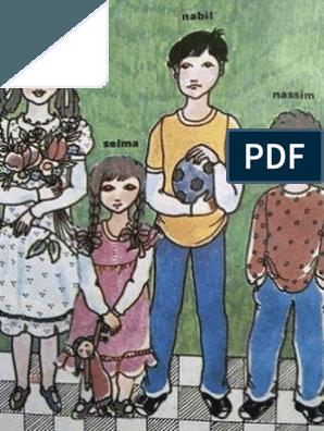 Livre De Lecture 4e Francais Algerie Selma Va A L