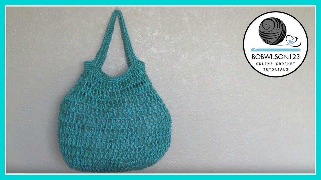 Crochet big bottom bag tutorial   Pletene i kukičane borše ... b4c6afc662f