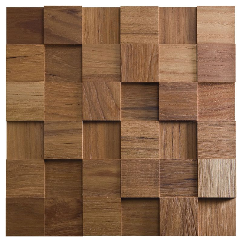 Modular indoor wooden 3d wall cladding mosaici d'asolo 3d by cp ...
