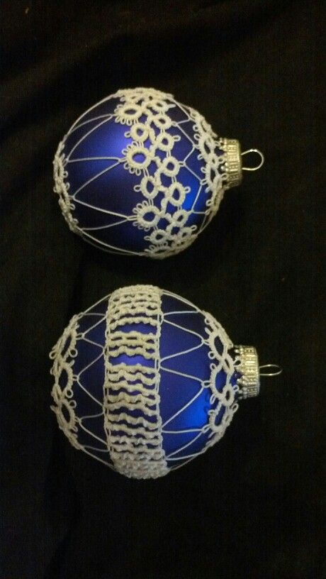 Tatted Ornaments