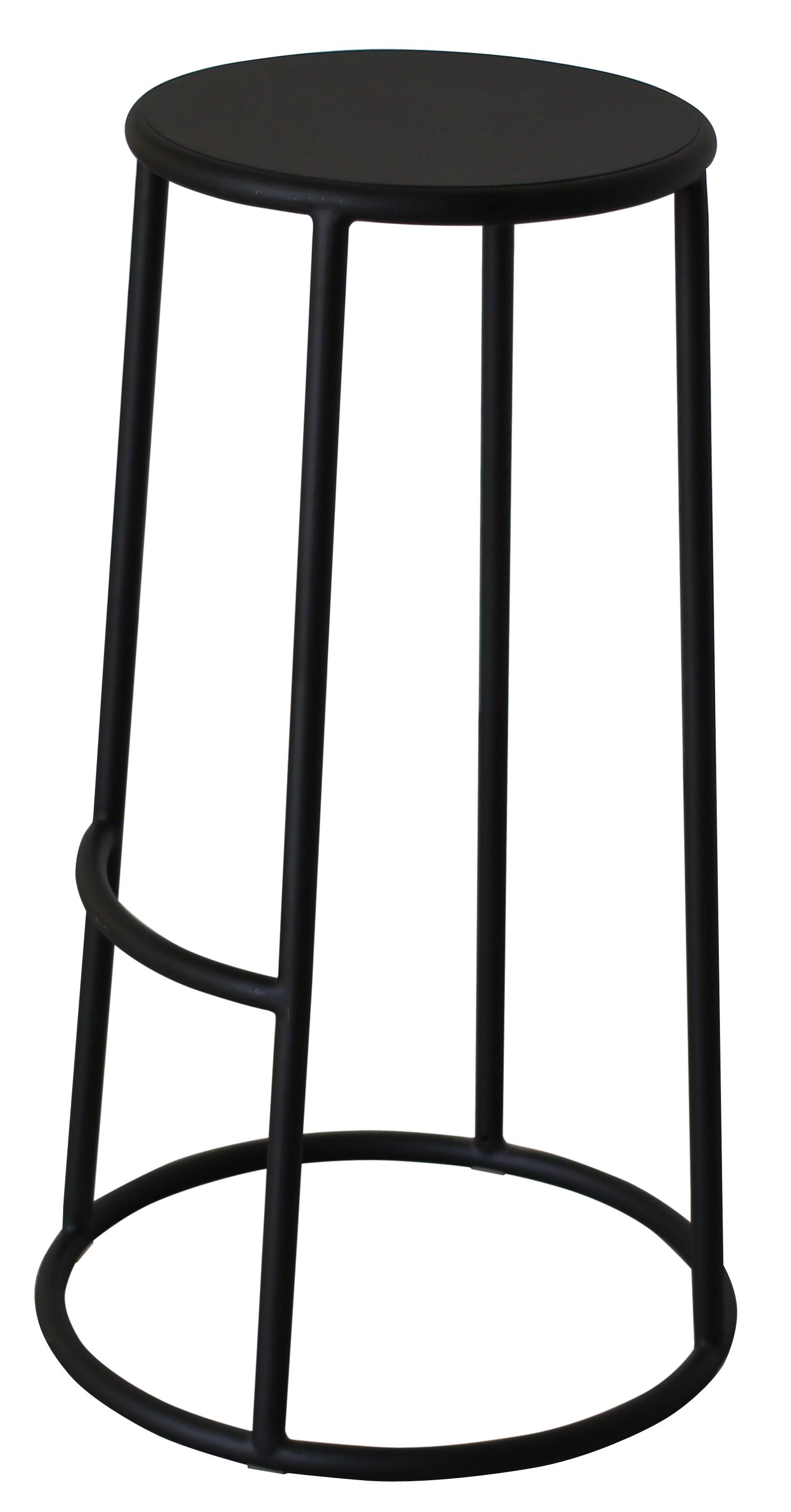 Papa branche tabouret de bar pisco tabouret de bar noir mat minimaliste - Meuble plexiglas transparent ...