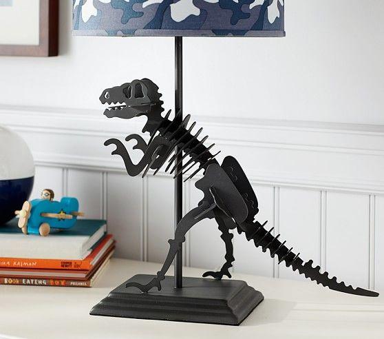 Dinosaur Lamp Base In 2019 Ee Boys Room Design Kids Room
