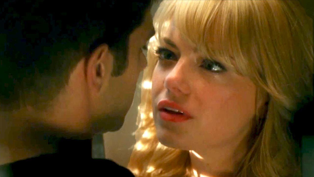 The Kiss The Amazing Spiderman 2 Film Clip 2 Love This Clip