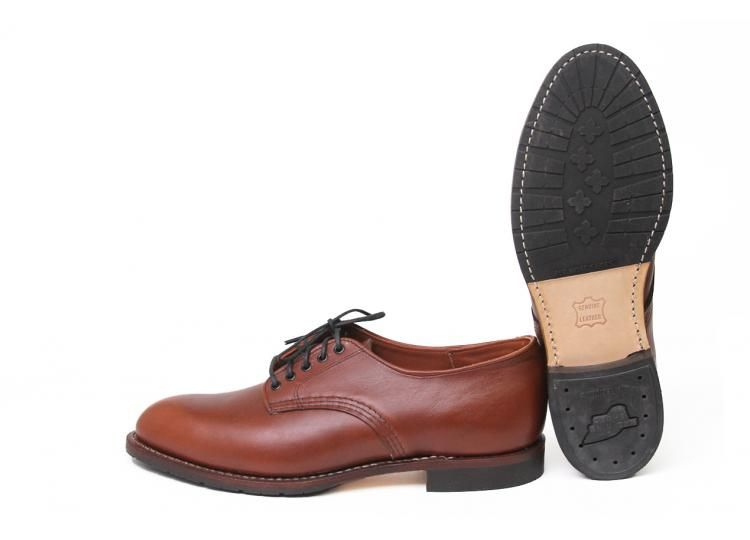 Red Wing Shoes - Red Wing Shoes 9046 - Beckman Oxford Teak Feathe