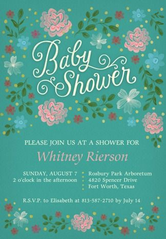 Its baby time invite family and friends to celebrate the mom to be invite family and friends to celebrate the mom to be with this whimsical baby shower invitation from hallmark give yourself a break and let hallmark take solutioingenieria Image collections