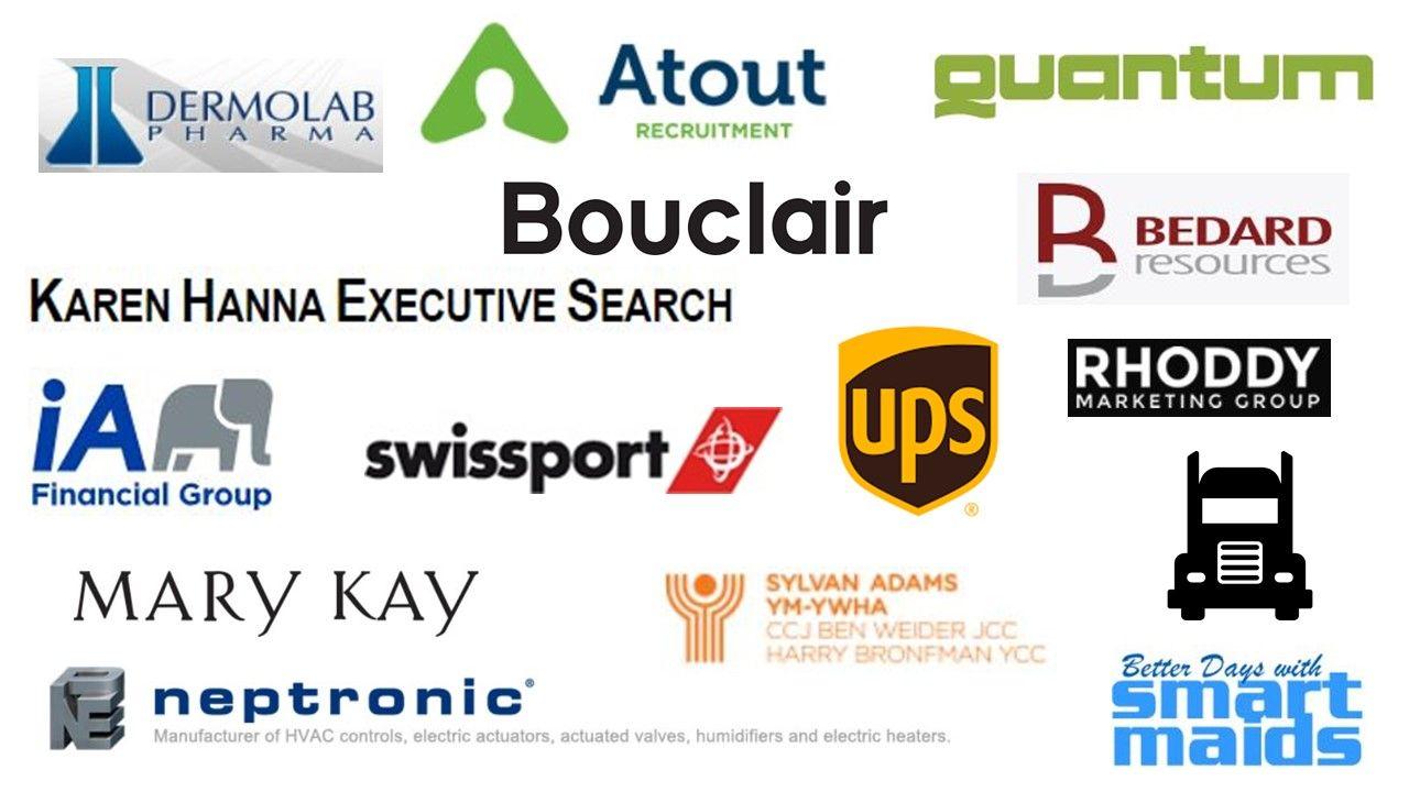 List of Hiring Companies for Montreal Job Fair May 29th
